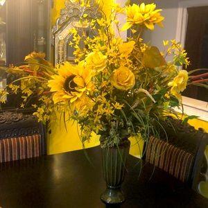 Tall floral Arrangement /table centerpiece